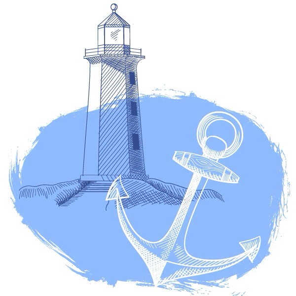 Create a Nautical, Sketch-Style in Adobe Illustrator