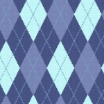 Create a Seamless Argyle Pattern With a Fabric Texture
