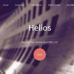 17 Free High Qualities Responsive HTML5 Web Template