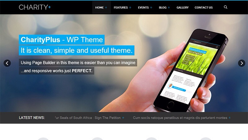 55 Beautiful and Functional Flat WordPress Themes