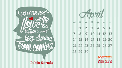 The Pablo Neruda' s Spring