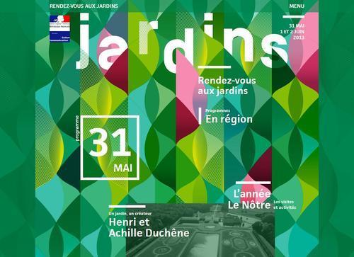 Rendez-Vous Aux Jardin 2013