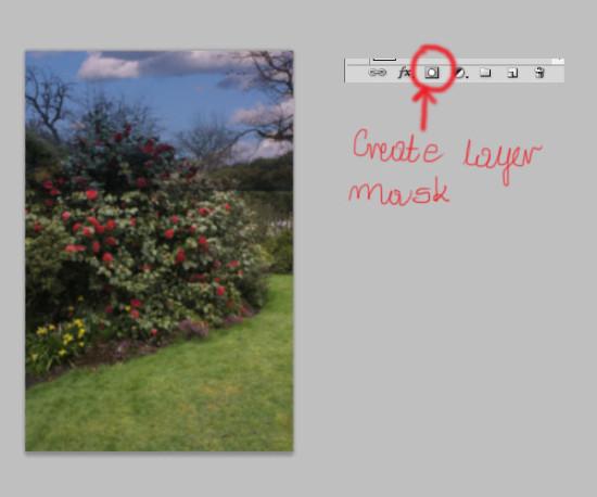 photo manip alice in wonderland 5 550x458 Create Photo Manipulation with Alice in Wonderland Theme in Photoshop