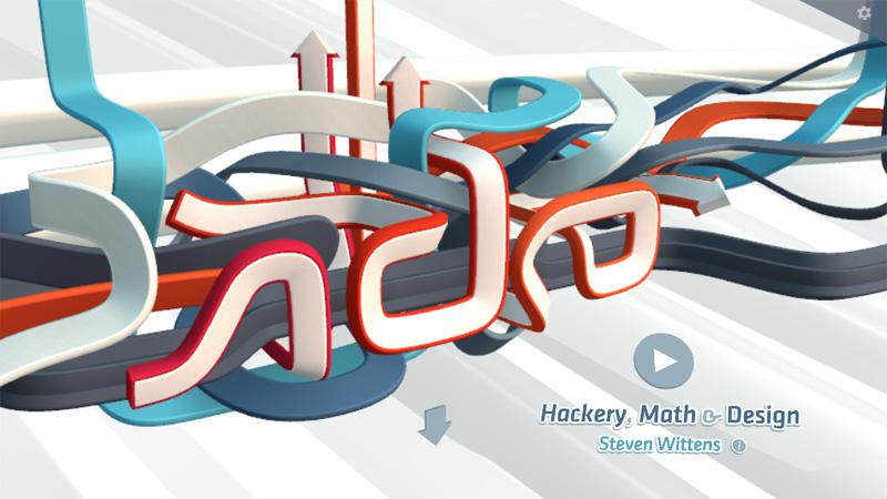 Hackery, Math & Design