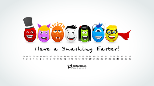 Have a Smashing Easter!