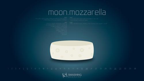 Moon Mozzarella