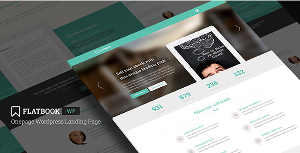 flat wordpress theme for business 8
