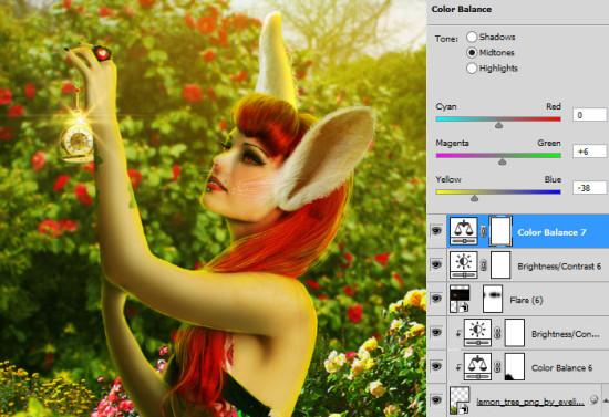 photo manip alice in wonderland 70 550x377 Create Photo Manipulation with Alice in Wonderland Theme in Photoshop