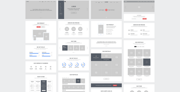 8 useful free psd for wireframes kits idevie