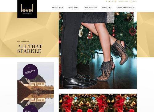 Level Shoe District