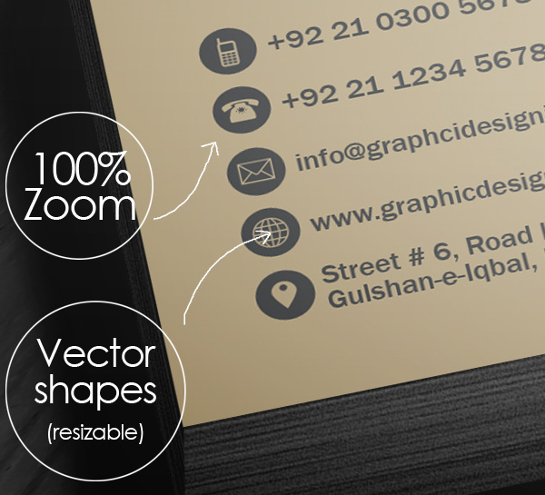 Real Estate Business Card Template - 6