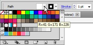 color fill