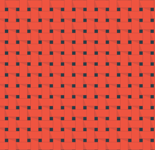 Create Weave Pattern in Illustrator Tutorial