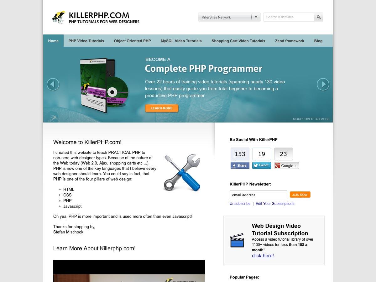 KillerPHP