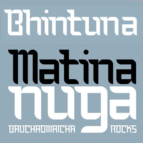 Bauchaomaicha Free Fonts