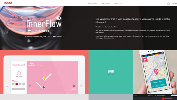 20 Creative Websites Featuring Square Blocks