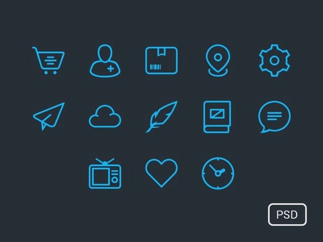 15 New & Free Super Handy Icon Sets