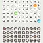 Freebie: 70 Ecommerce and Shopping Icons (AI, EPS & PSD)