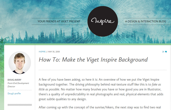 viget background design digital paint tutorial