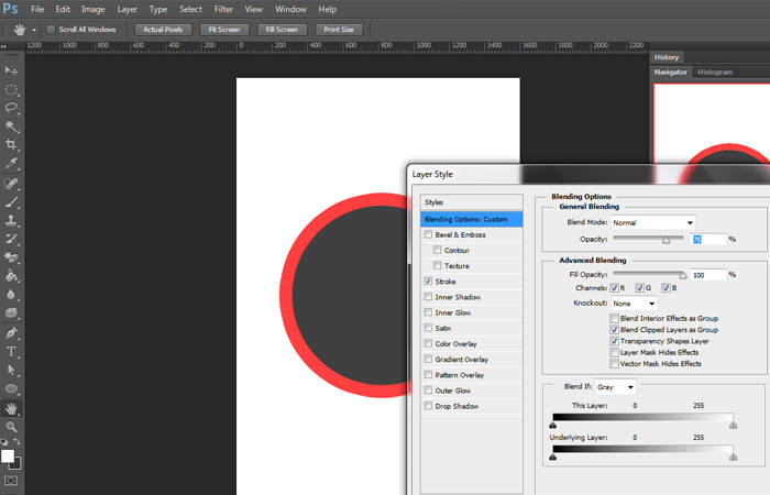 how to learn use photoshop layers