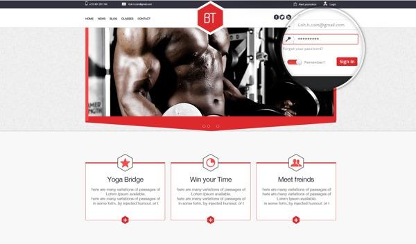 BridgeTech Fitness