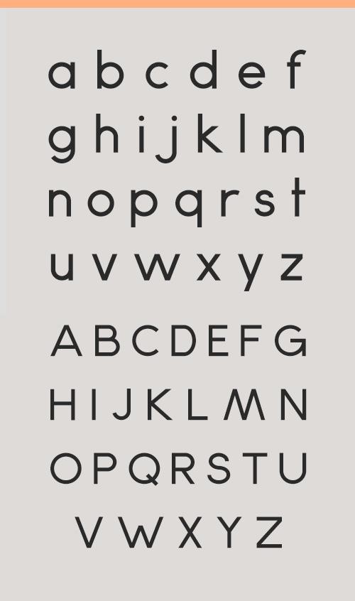 Anke Free Typeface