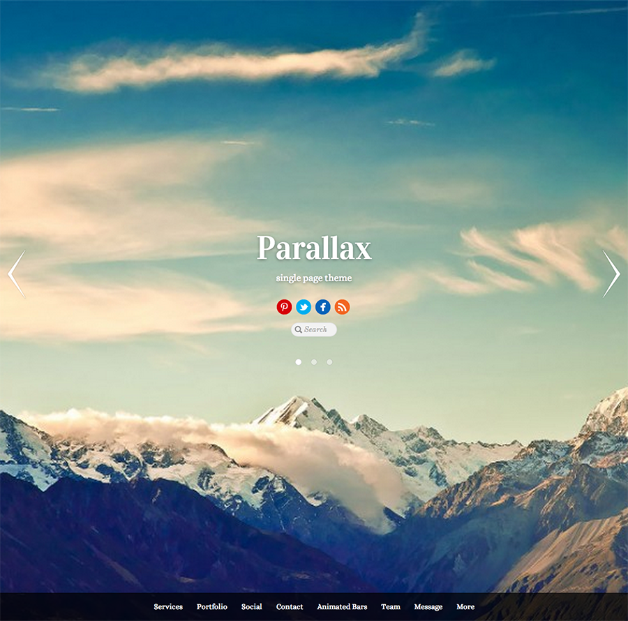 35 New WordPress Themes Perfect For Photographers