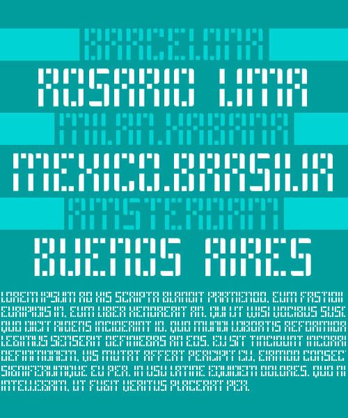 Block.02 Free Typeface