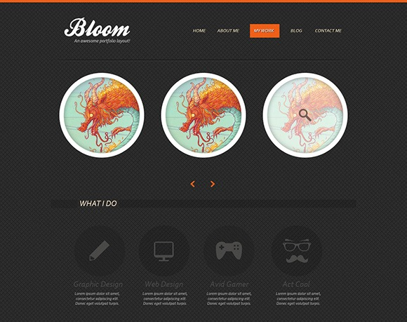 Bloom-Portfolio