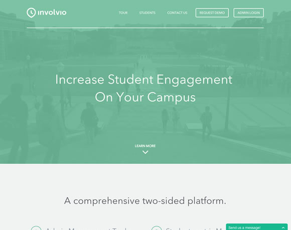 minimalistic websites