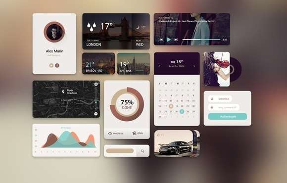 20 Best UI Kits For Web Designers
