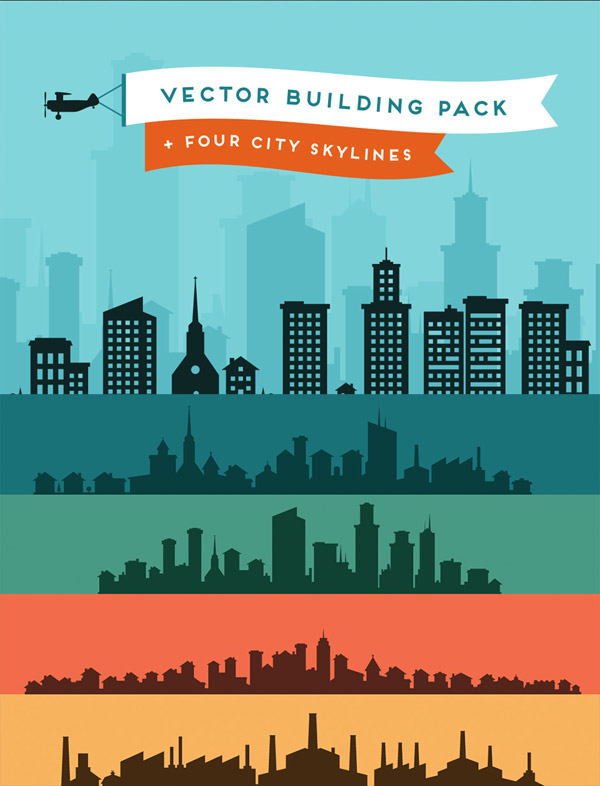 Vector Buildings Pack