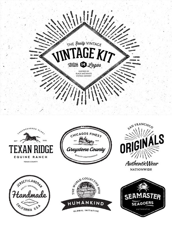 Very Vintage Vectors