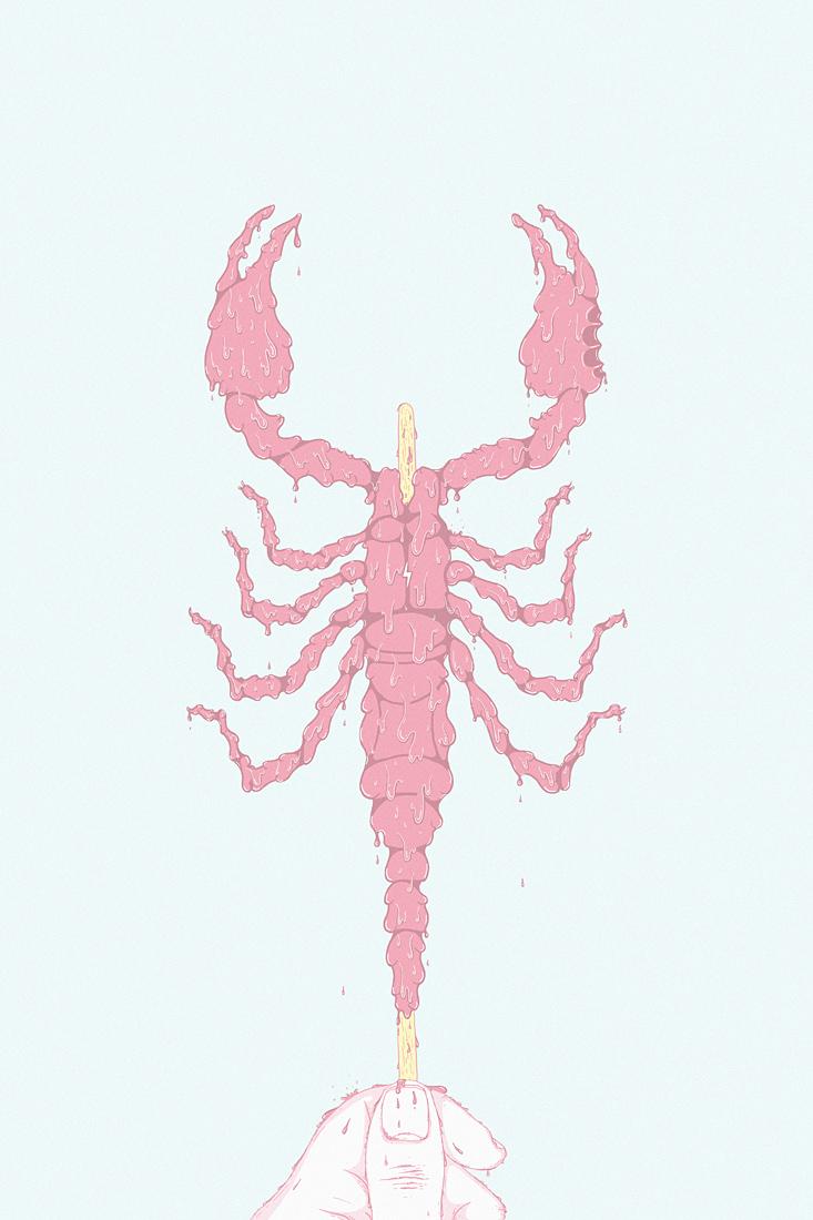 Scorpopsicle