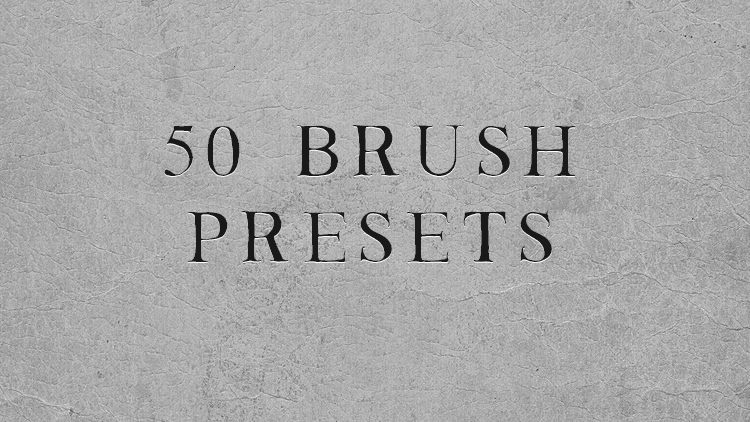 Detailed Watercolor Brushes