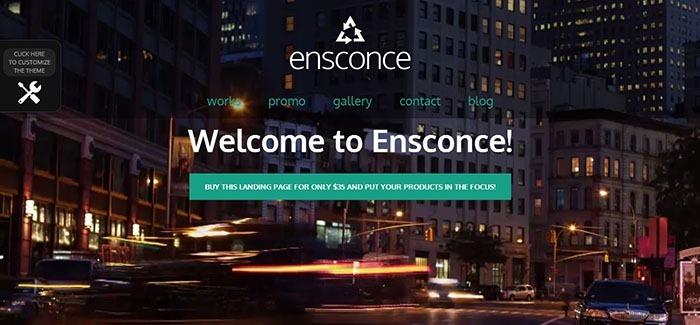 Ensconce