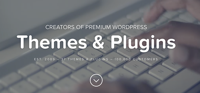 Top 20 Resources For Premium WordPress Themes
