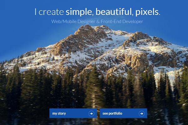 jordan flaig portfolio website layout designer