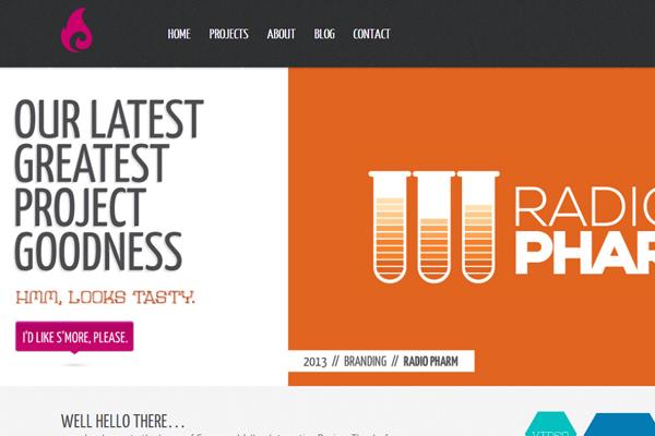 cameron walker website portfolio designer