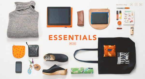 MIJLO: Essentials