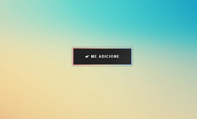 gradient button gloss shine hover effect open source