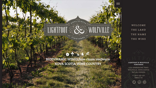 Lightfoot & Wolfville Vineyards