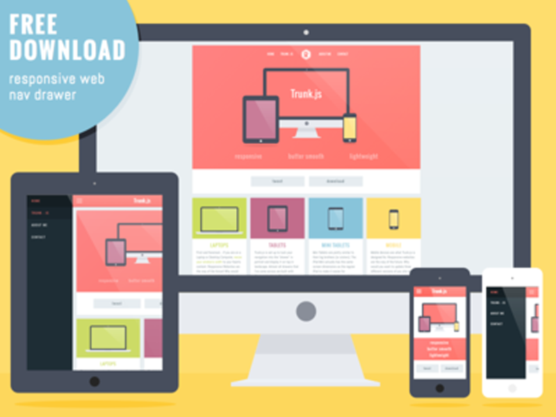 20 Best HTML and CSS Freebies of the Month for Designers