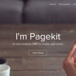 Pagekit – A New Modern CMS to Create and Share