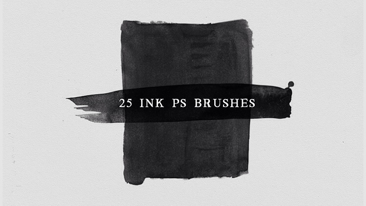 20 Free High Resolution Photoshop Brush Packs
