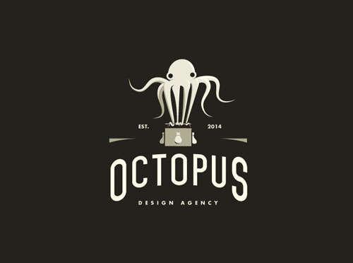 Octopus Design Agency Logo