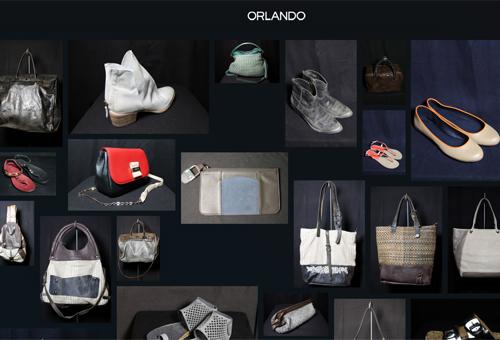 Orlando Website with Randomly Organized Catalog