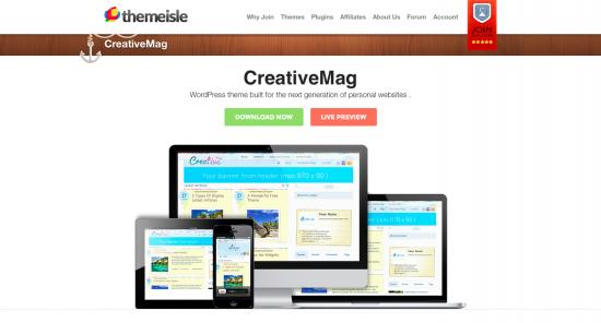 15 Best Free Responsive WordPress Themes 2014