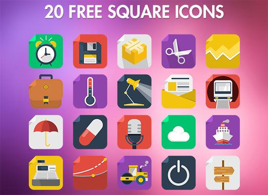 square-icons