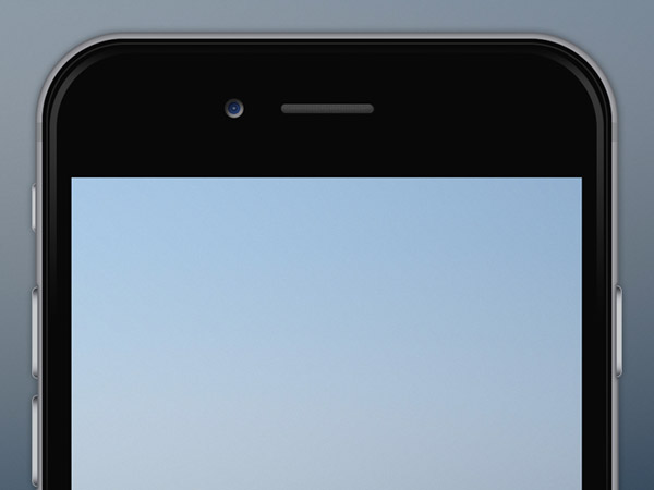 iPhone 6 Template by Tim Gale